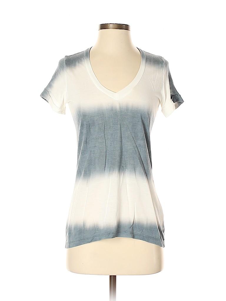 Splendid Women Short Sleeve T-Shirt Size S