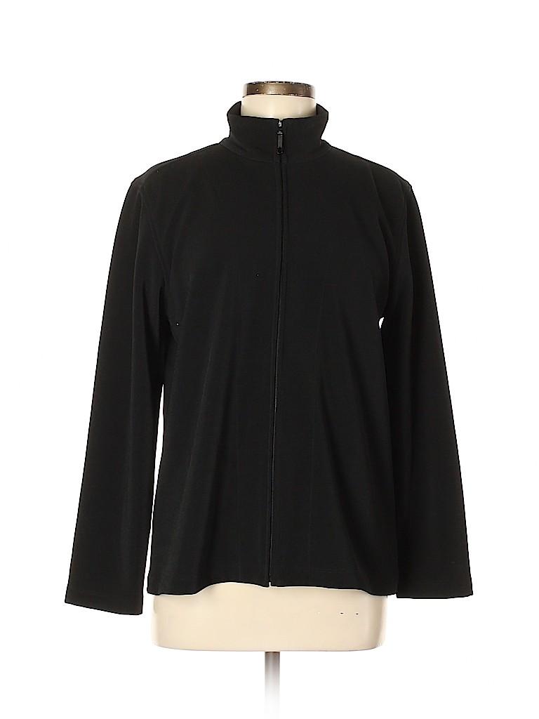 Chico's Design Women Track Jacket Size Med (1)