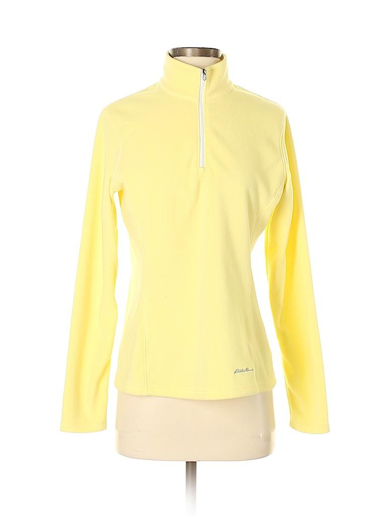Eddie Bauer Women Fleece Size S