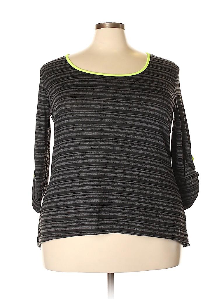 Bobbie Brooks Women Pullover Sweater Size 3X (Plus)