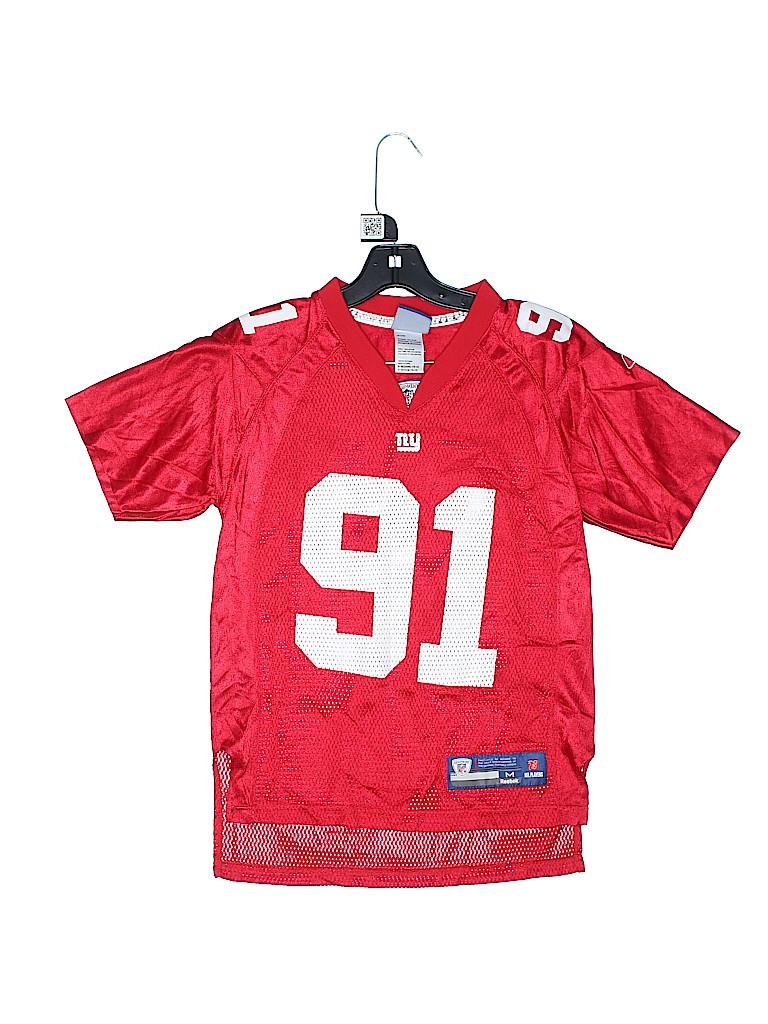 Reebok Boys Short Sleeve Jersey Size 10 - 12