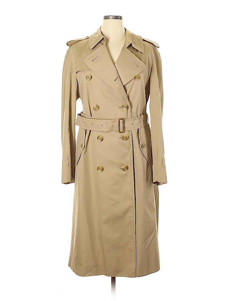 Burberry Women Trenchcoat Size L