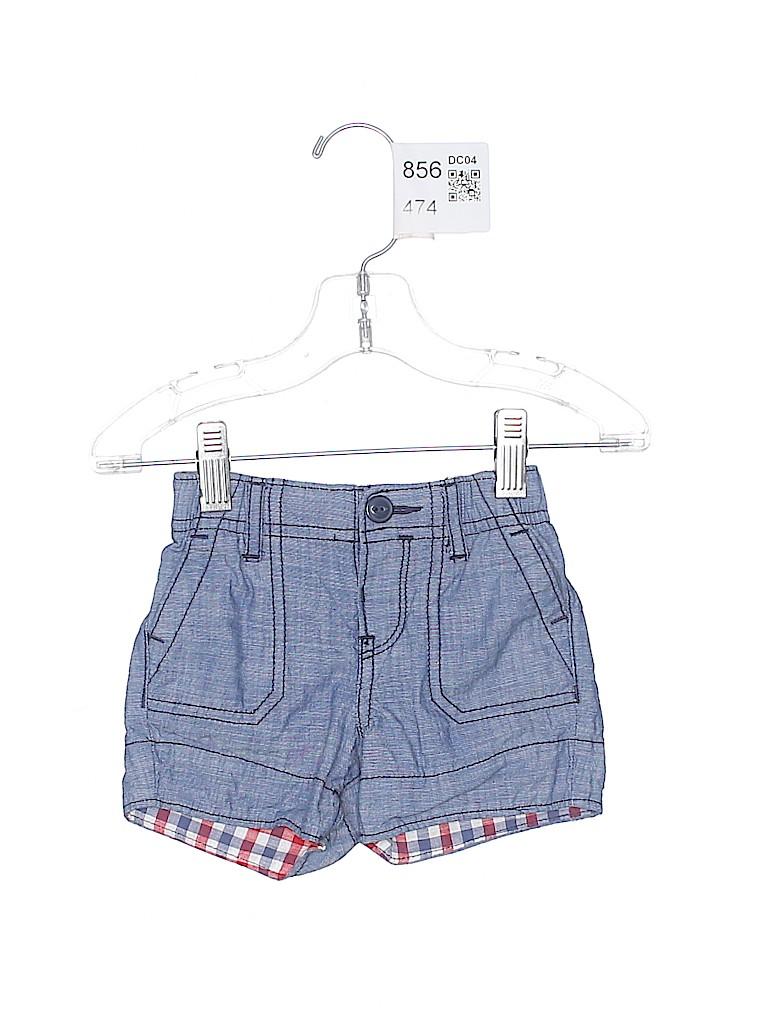 Baby Gap Girls Denim Shorts Size 3-6 mo