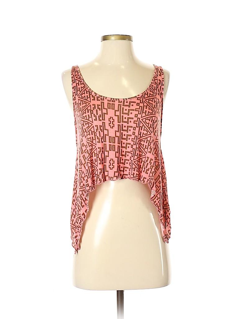 Pauln KC Women Sleeveless Blouse Size S