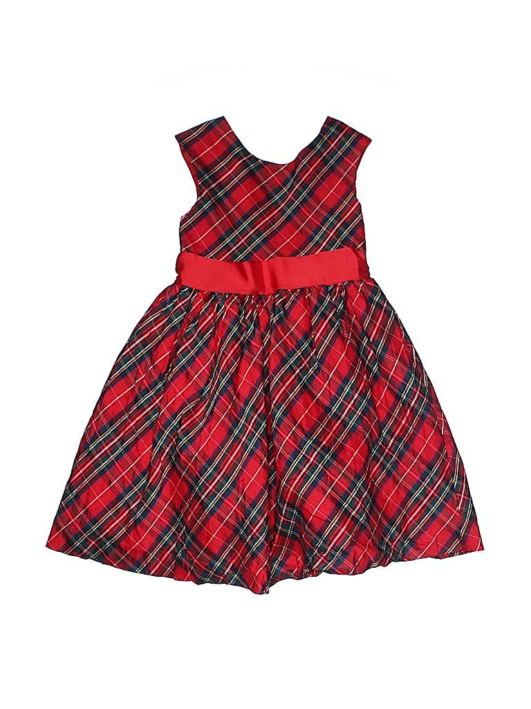 Janie and Jack Girls Special Occasion Dress Size 5