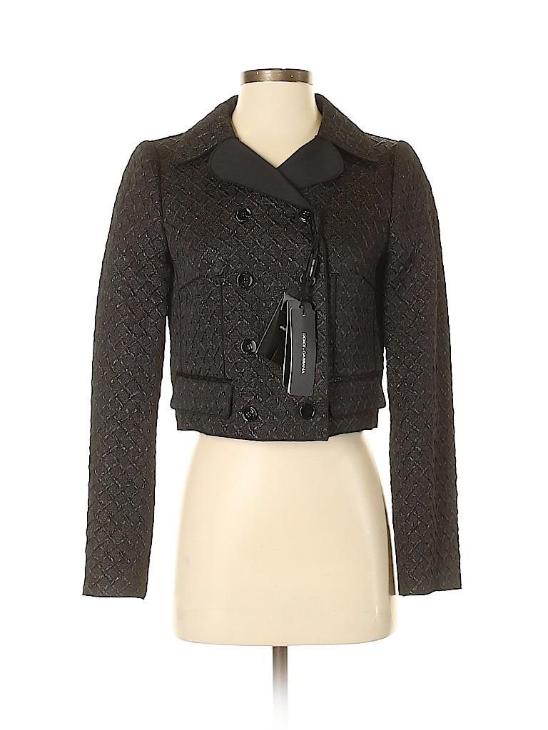 Dolce & Gabbana Women Jacket Size 38 (IT)
