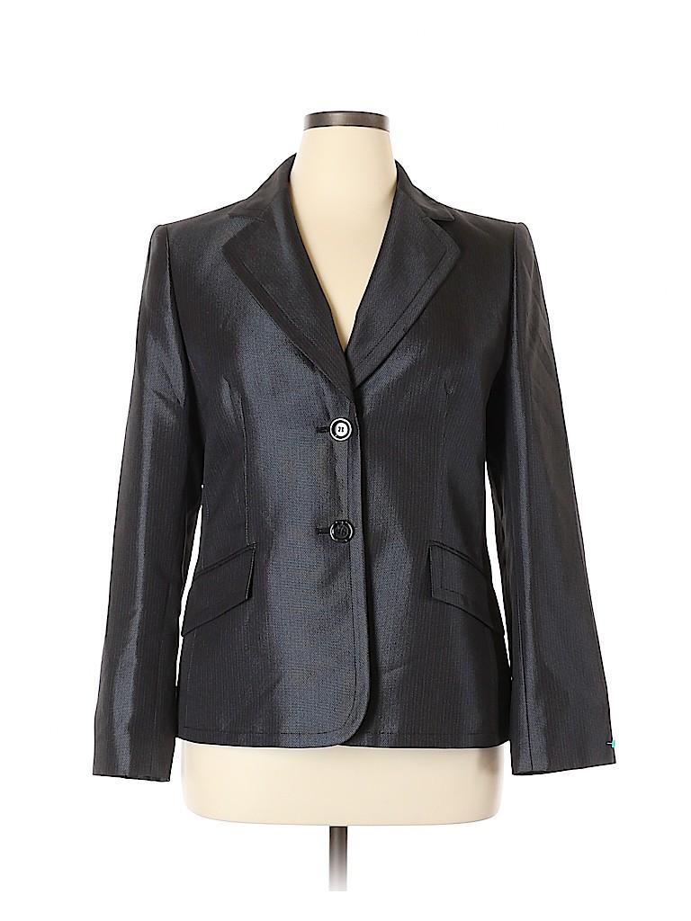 Evan Picone Women Blazer Size 16