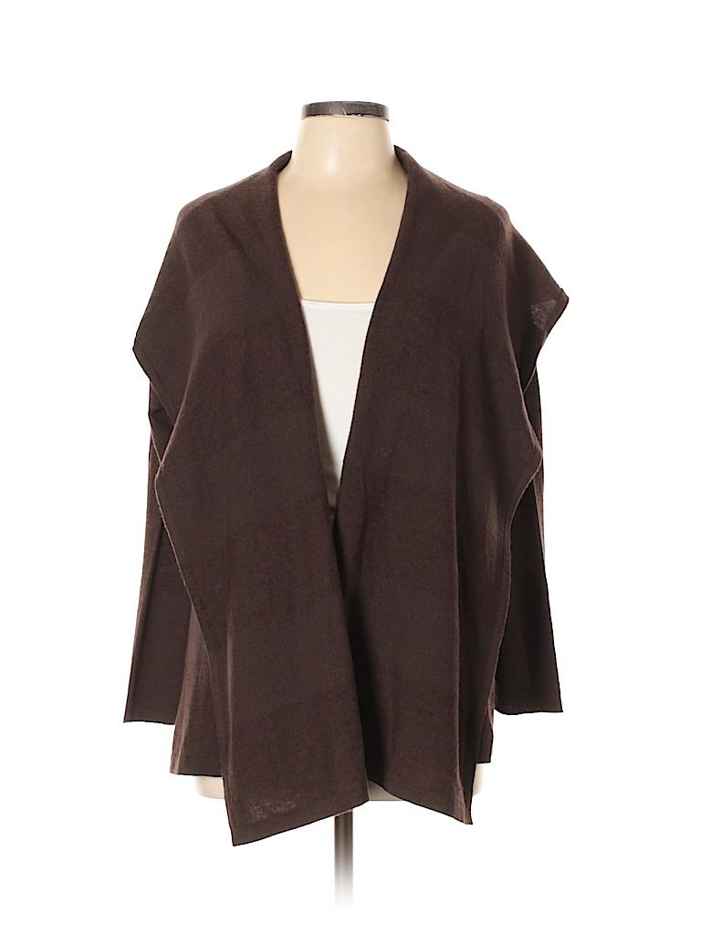 Bogner Women Wool Cardigan Size 6