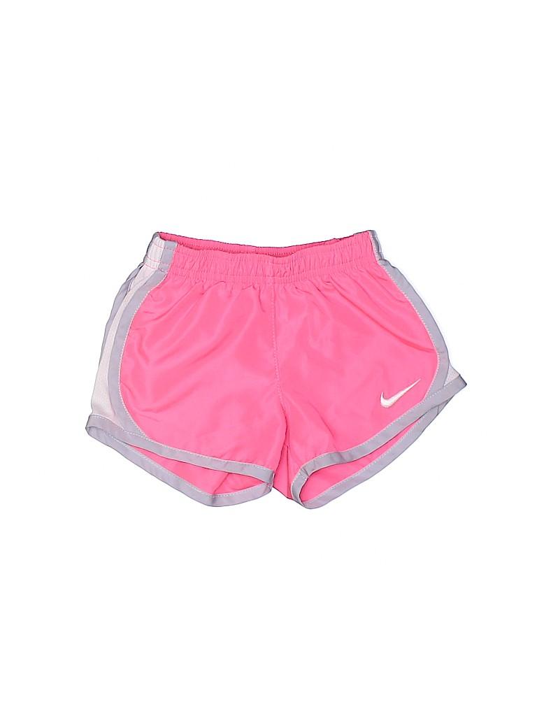 Nike Girls Athletic Shorts Size 12 mo