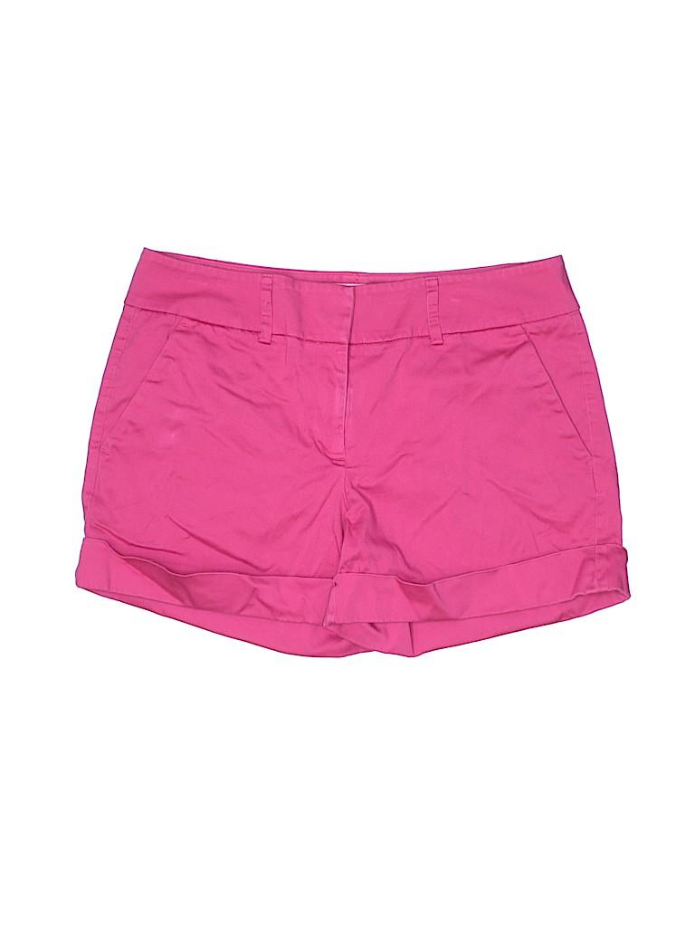 New York & Company Women Khaki Shorts Size 8