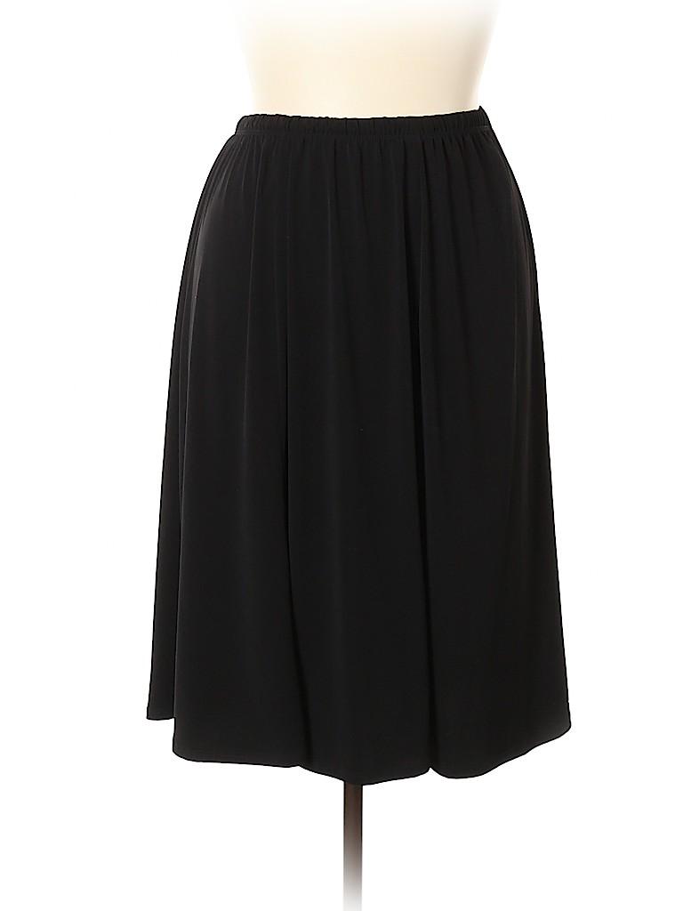 Elementz Women Casual Skirt Size 3X (Plus)