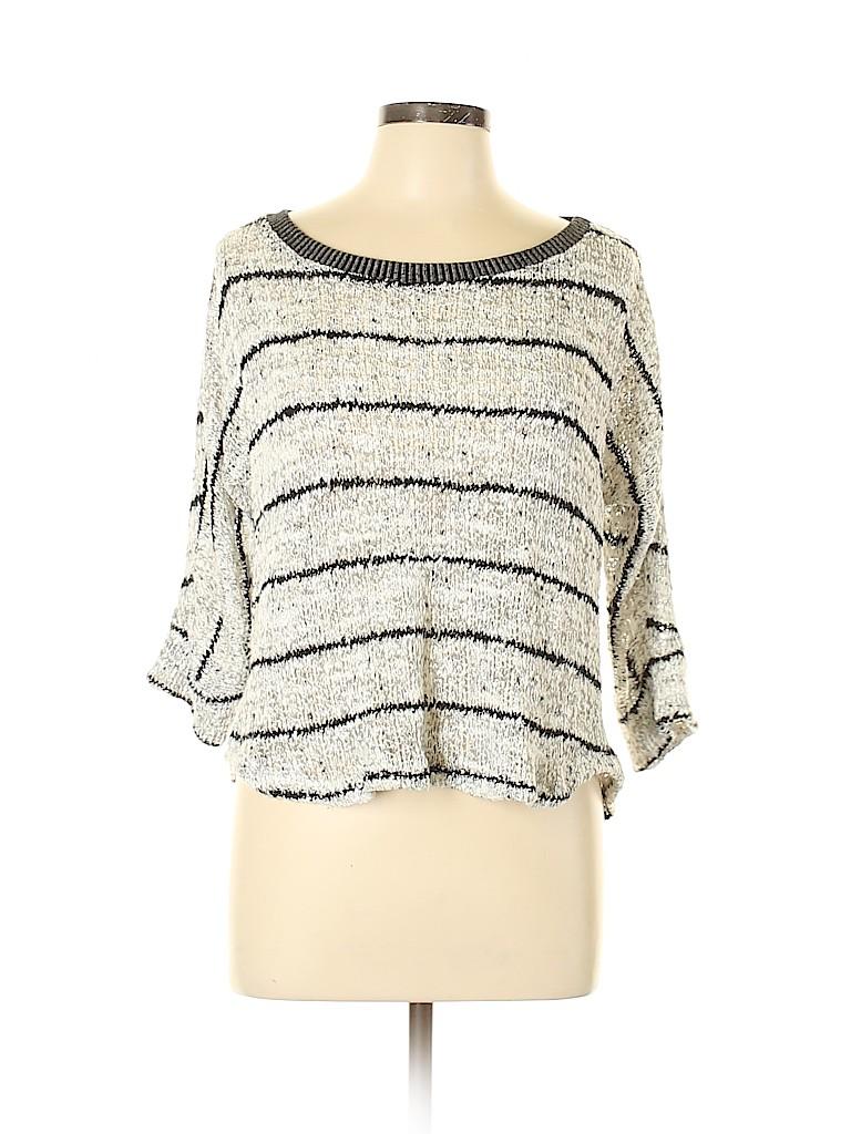 Splendid Women Pullover Sweater Size M