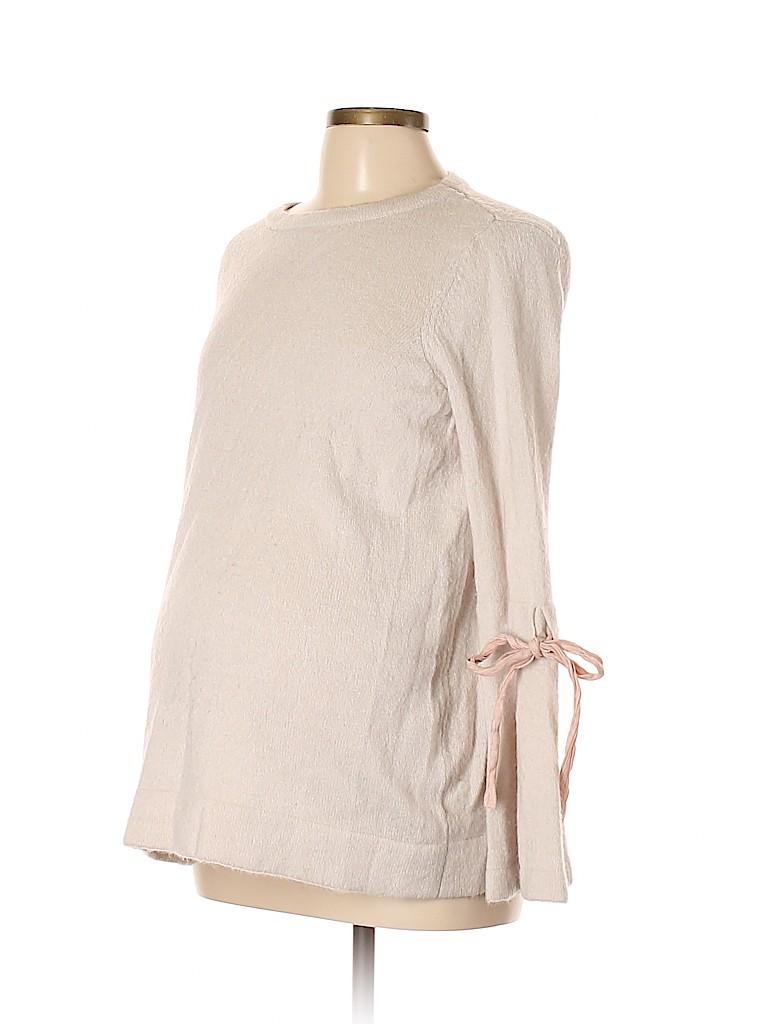 OCTAVIA Maternity Women Pullover Sweater Size M (Maternity)