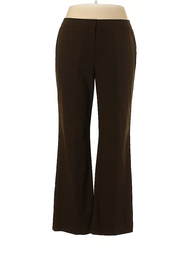 Lafayette 148 New York Women Wool Pants Size 14