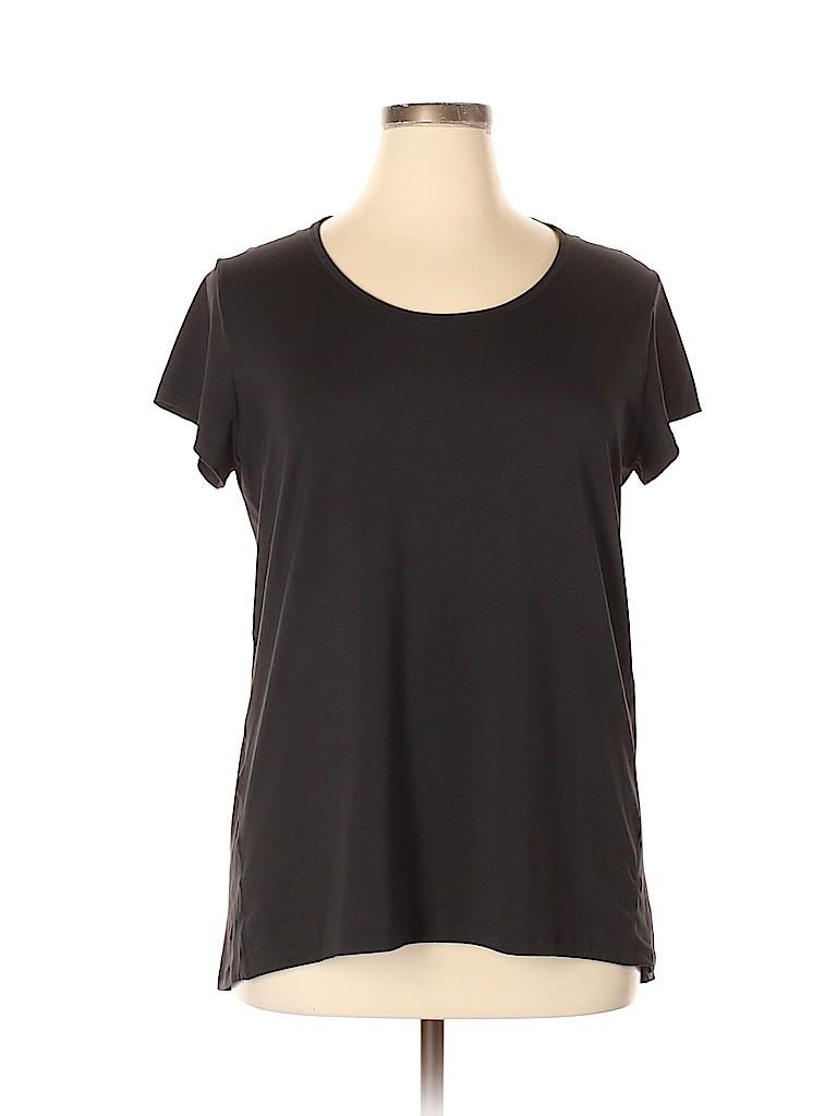 Champion Women Active T-Shirt Size XL