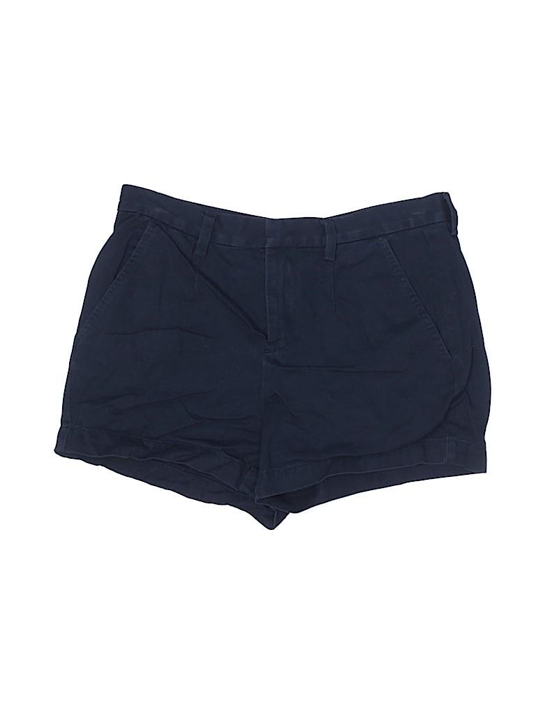 Madewell Women Khaki Shorts Size 2