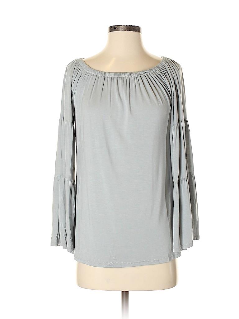 Ariella Women Long Sleeve Top Size S