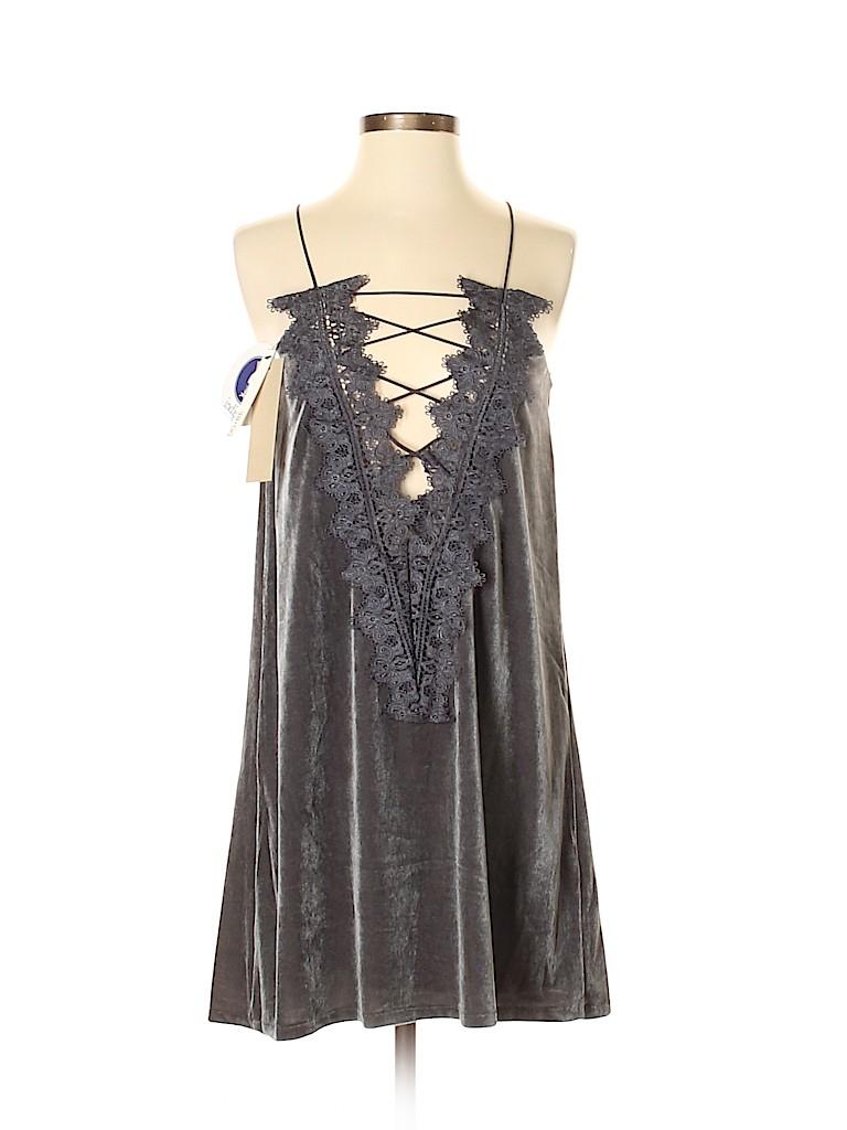 Do & Be Women Casual Dress Size S