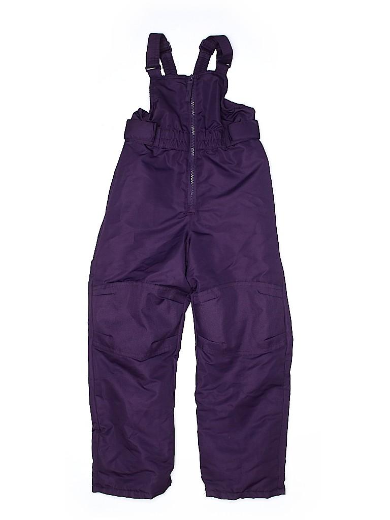 Cherokee Girls Snow Pants With Bib Size 5T