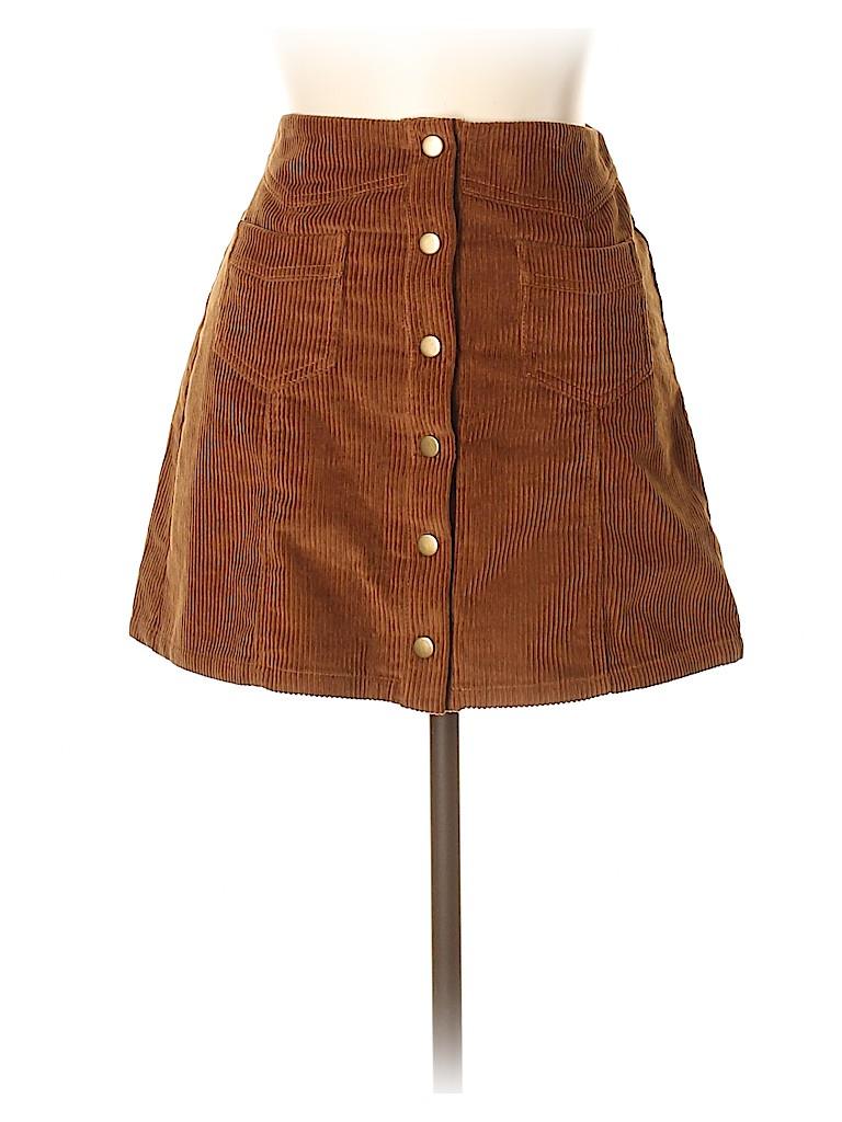 Eringie Women Casual Skirt Size L