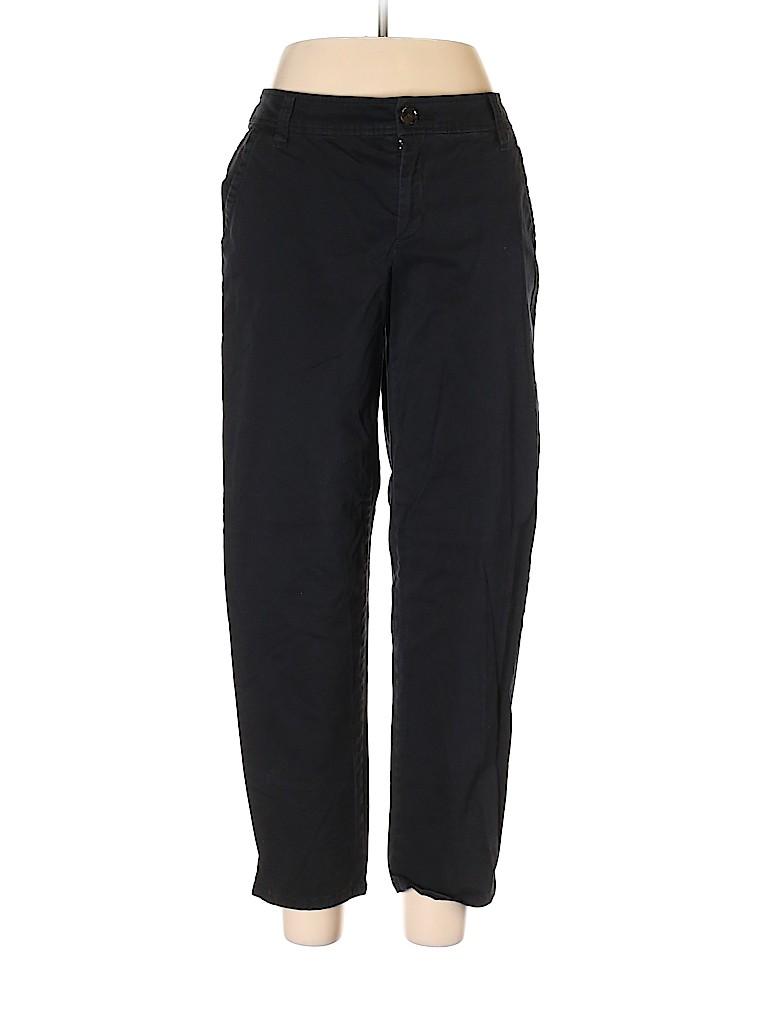 Liz Claiborne Women Khakis Size 12