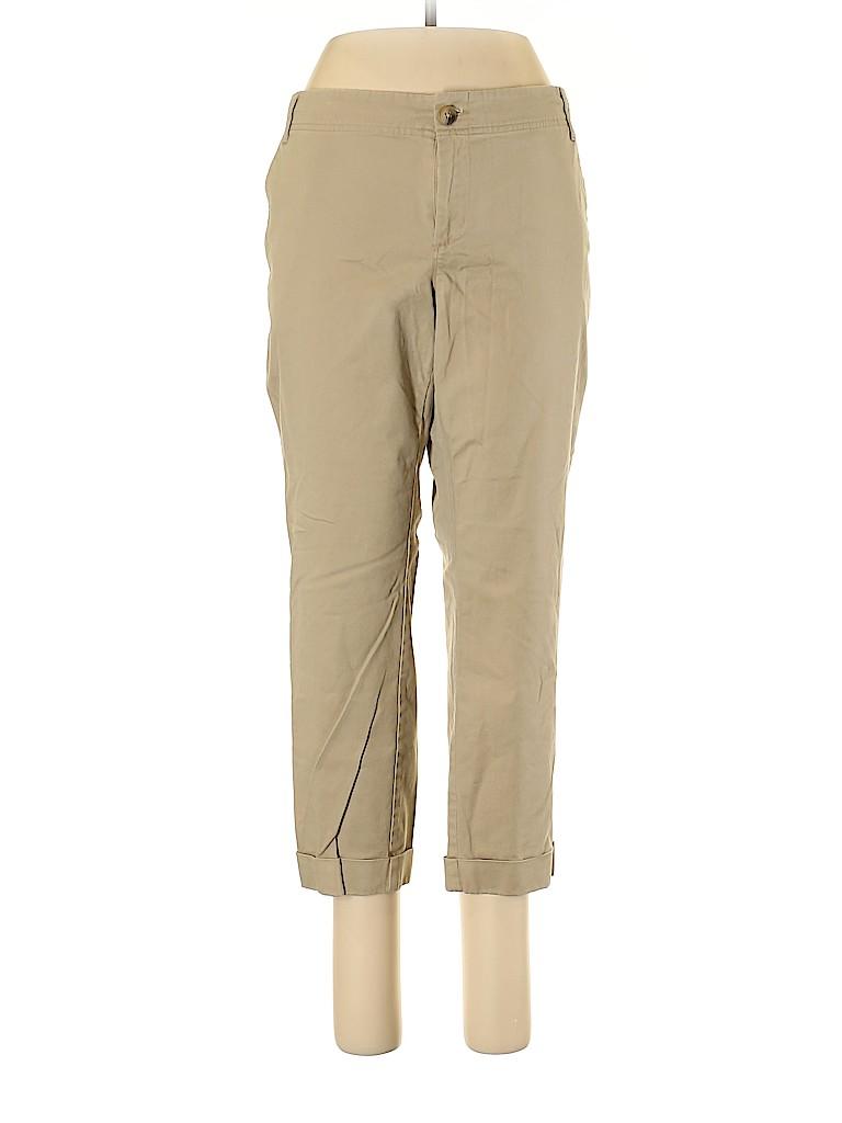 Gap Outlet Women Khakis Size 12