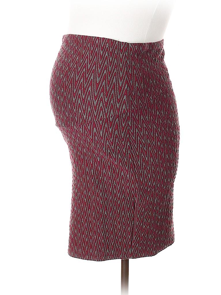Noir Maternity Women Casual Skirt Size M (Maternity)