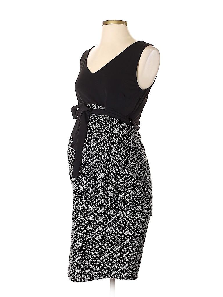 Noir Maternity Women Casual Dress Size S (Maternity)