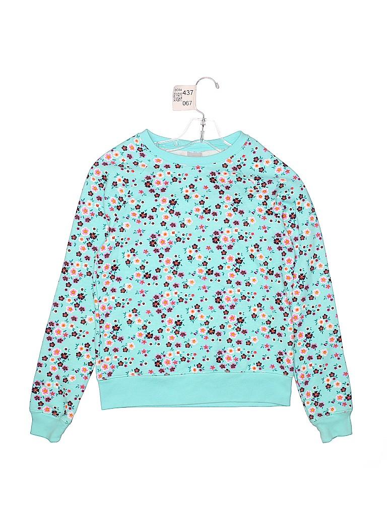 Athletic Works Girls Sweatshirt Size L (Youth)