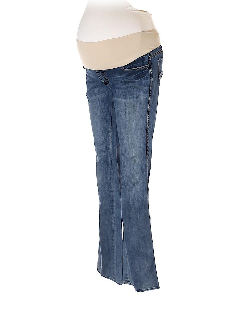 A Pea in the Pod Women Jeans 31 Waist (Maternity)