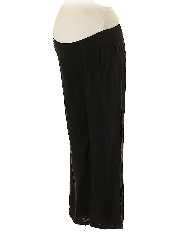 Noir Maternity Women Casual Pants Size M (Maternity)