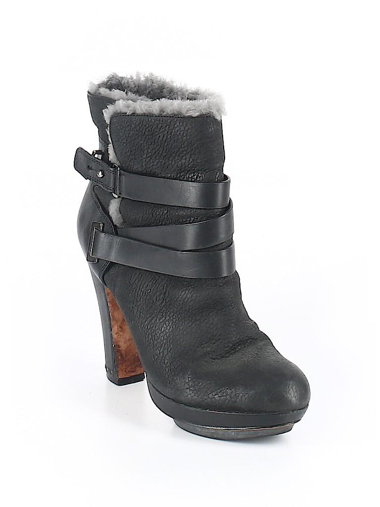BCBGMAXAZRIA Women Ankle Boots Size 9