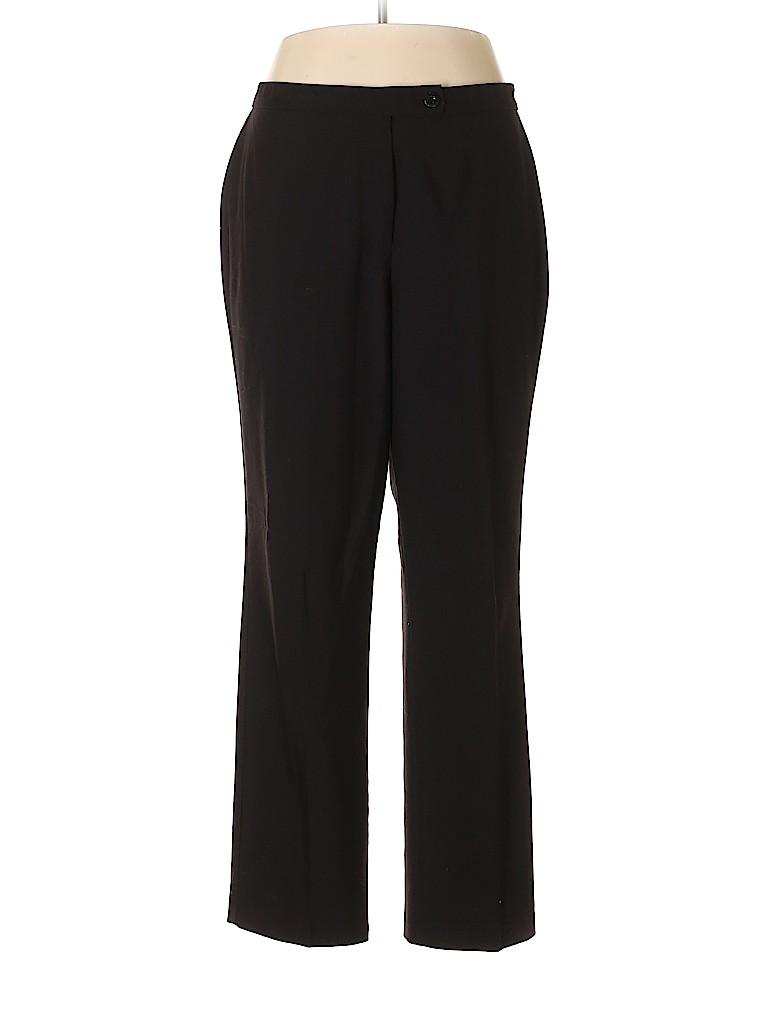 Kim Rogers Women Dress Pants Size 16