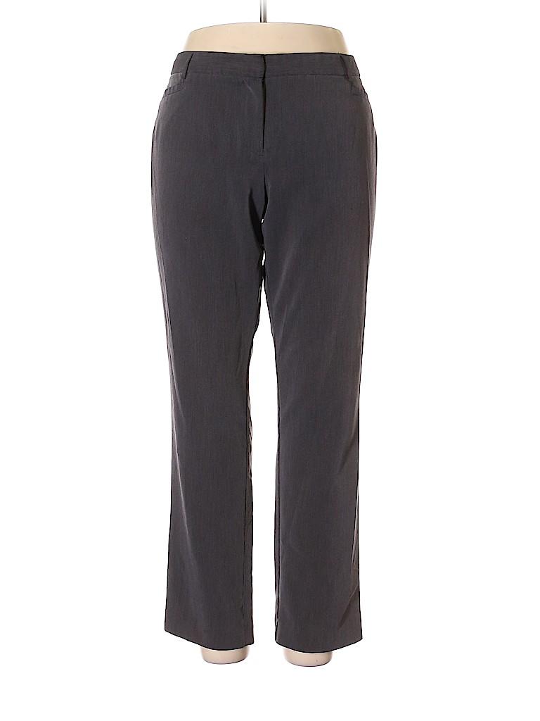 Van Heusen Studio Women Dress Pants Size 14