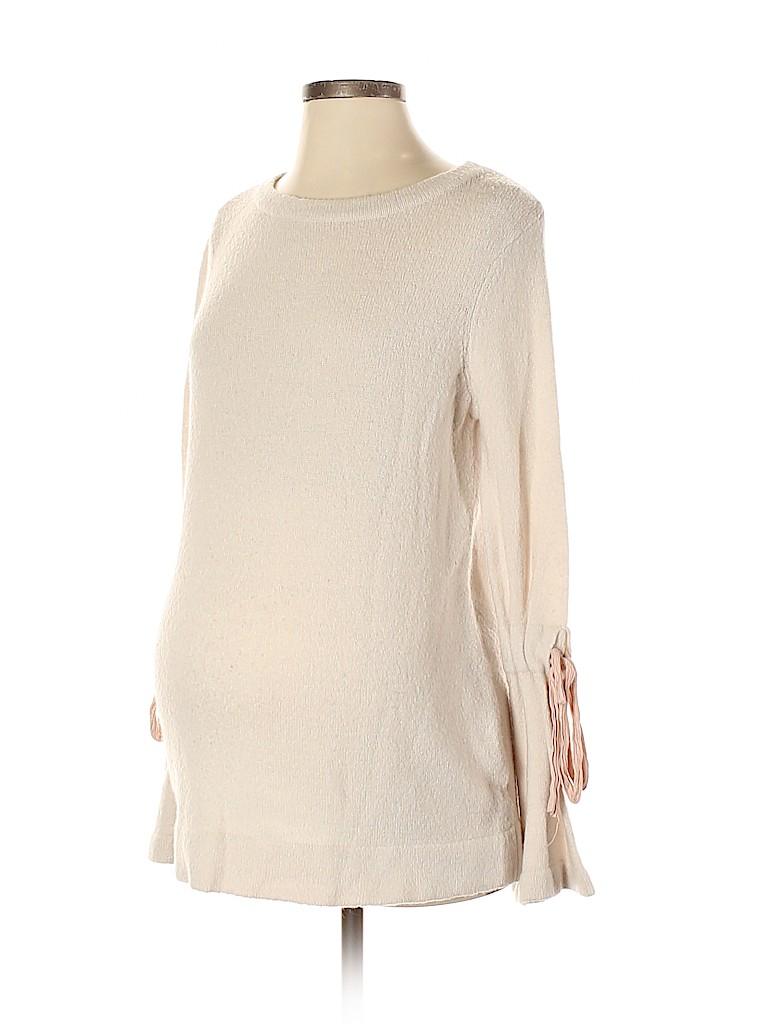 OCTAVIA Maternity Women Pullover Sweater Size S (Maternity)