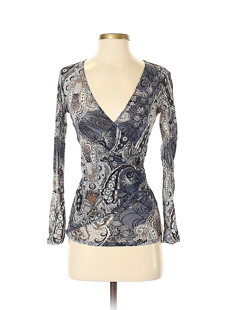 Karen Kane Women Long Sleeve Blouse Size XS