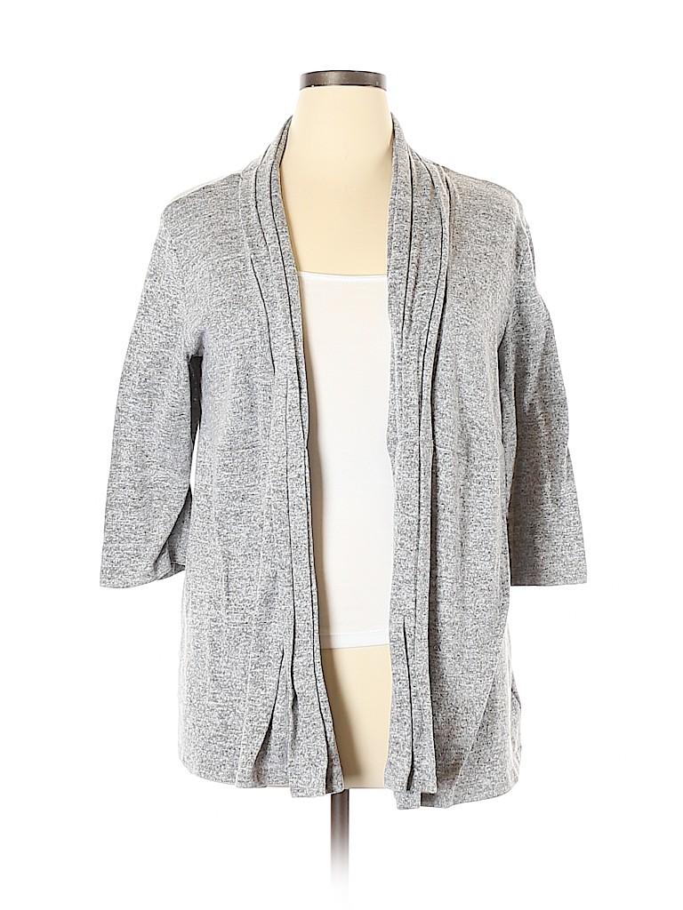 Elementz Women Cardigan Size 2X (Plus)