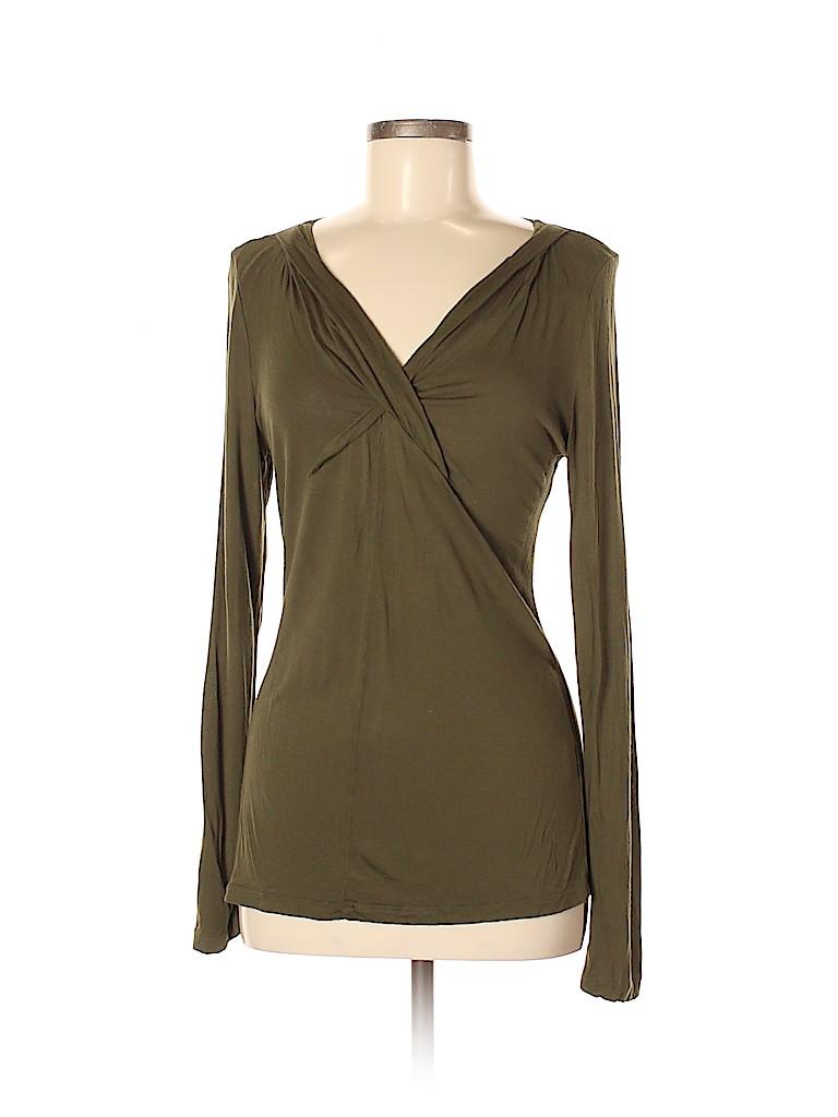 Mushka by Sienna Rose Women Long Sleeve Top Size M