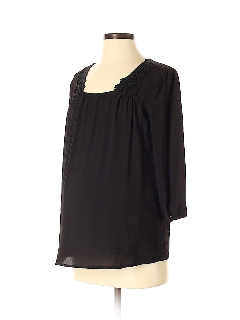 OCTAVIA Maternity Women 3/4 Sleeve Blouse Size XS (Maternity)
