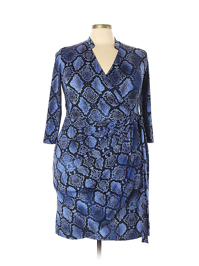 INC International Concepts Women Casual Dress Size XXL