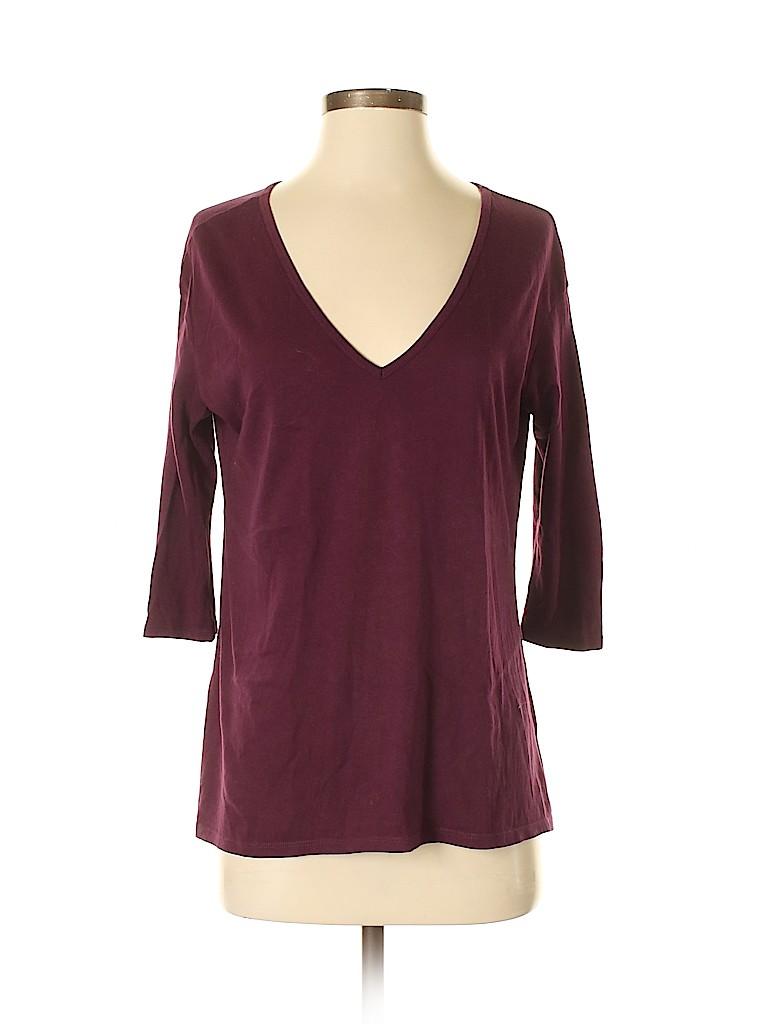 Victoria's Secret Women 3/4 Sleeve T-Shirt Size XS