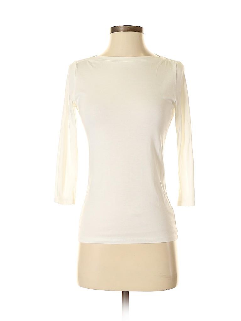 Uniqlo Women 3/4 Sleeve T-Shirt Size XS