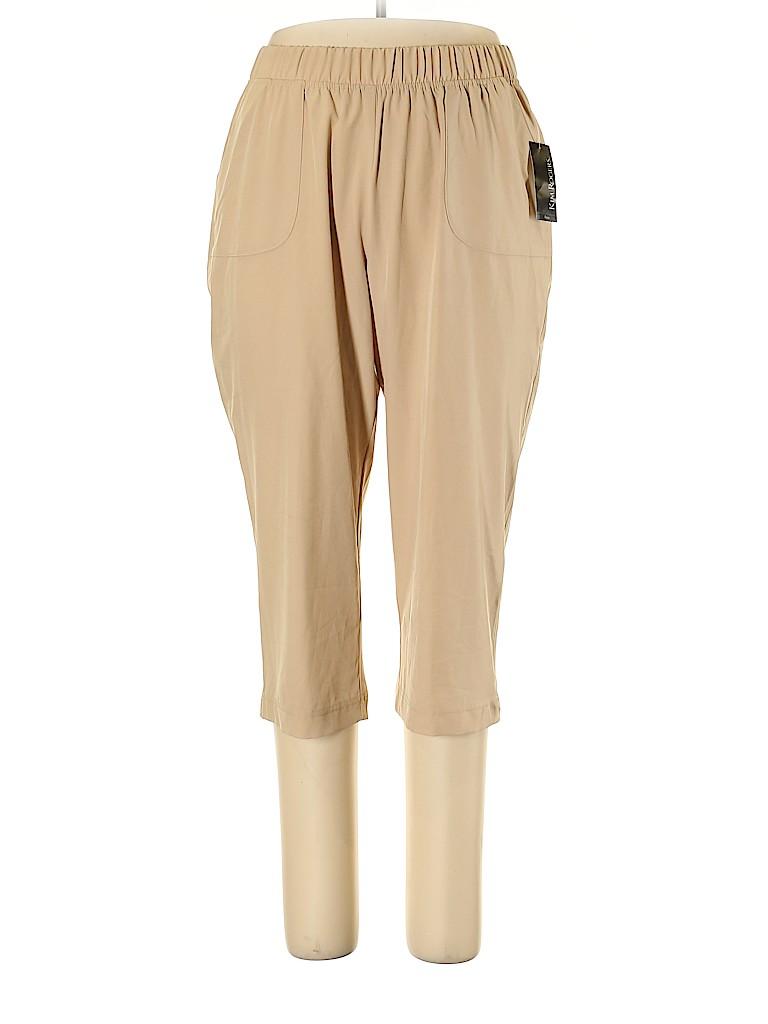 Kim Rogers Women Casual Pants Size 14 (Petite)