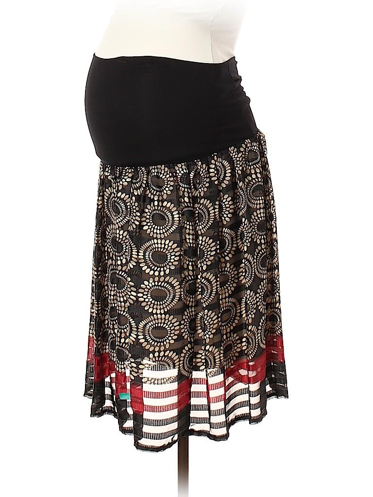 OCTAVIA Maternity Women Casual Skirt Size XS (Maternity)