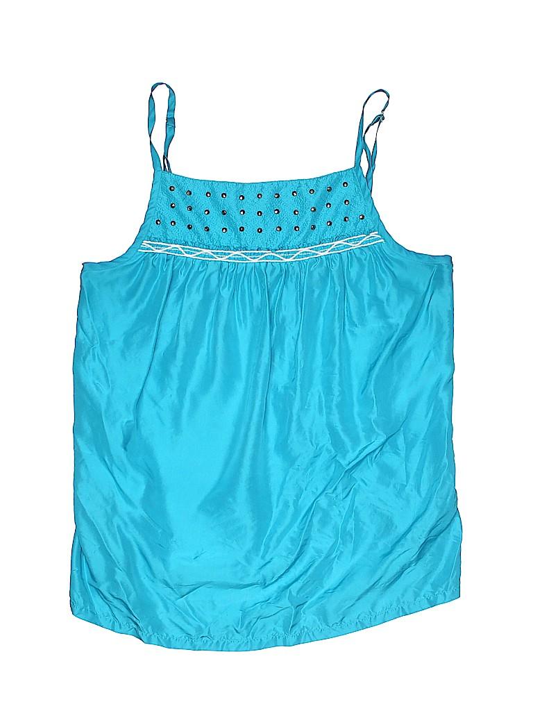 BCBGirls Girls Sleeveless Blouse Size S (Youth)