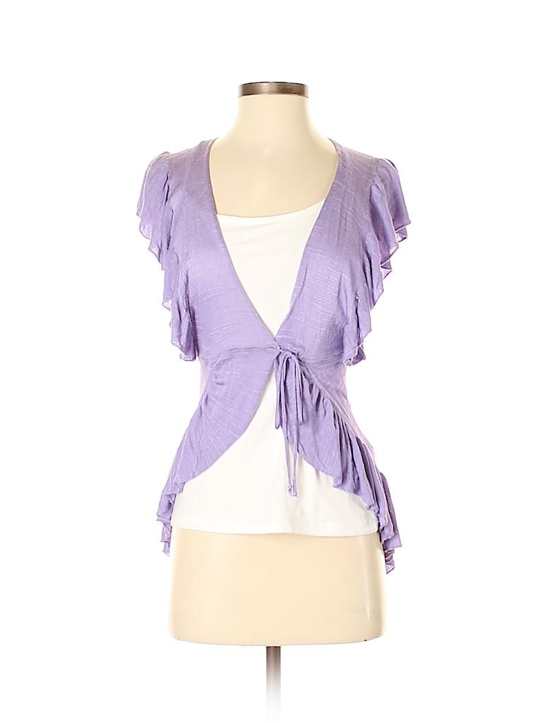 Sisley Women Cardigan Size S