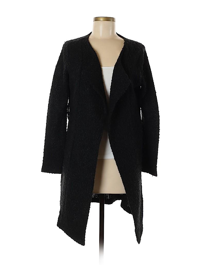 Mind Code Women Wool Cardigan Size M