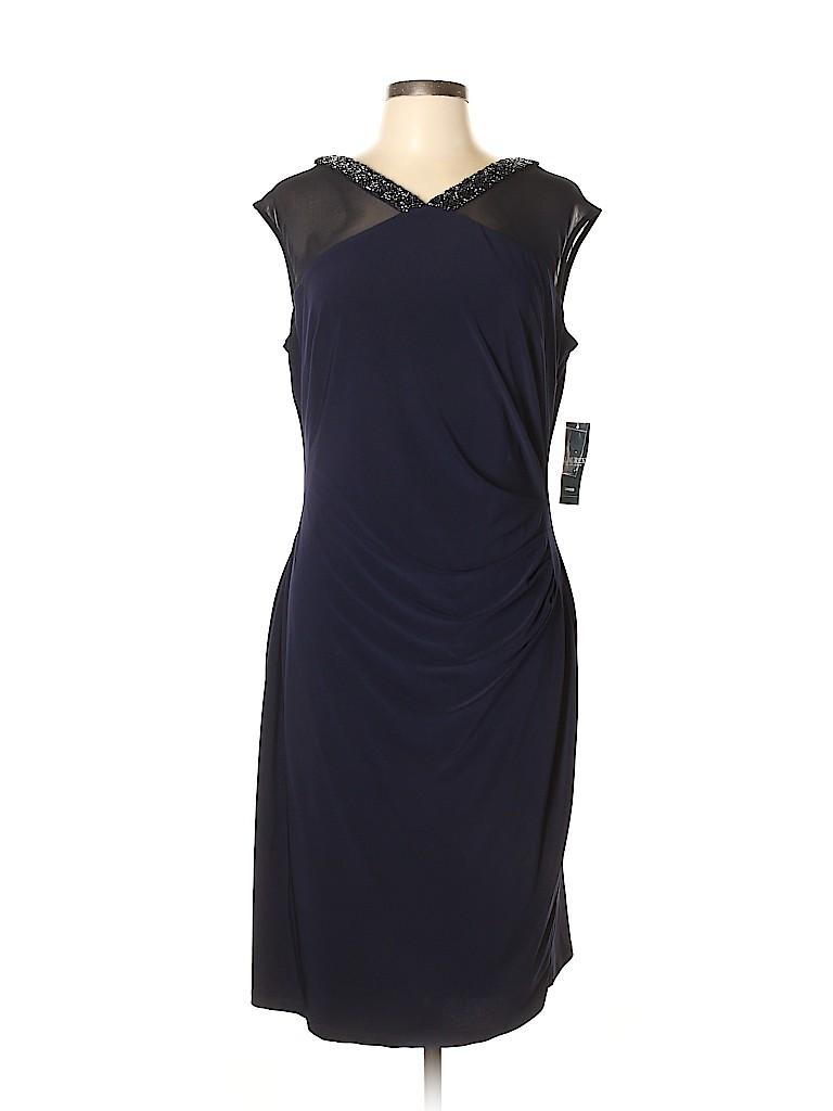 Lauren by Ralph Lauren Women Cocktail Dress Size 16