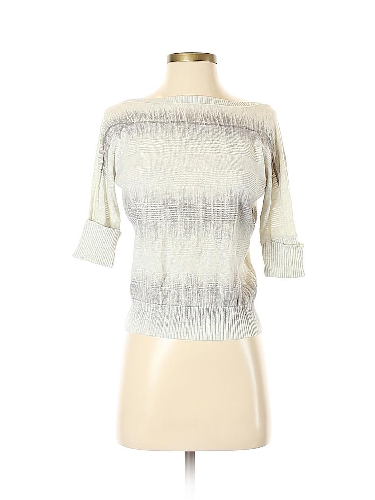 Armani Exchange Women 3/4 Sleeve Top Size S