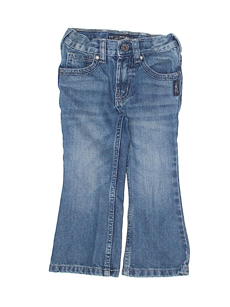 Silver Jeans Co. Boys Jeans Size 2T